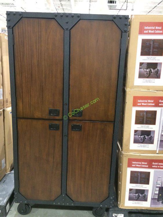 """Whalen Storage Cabinet 72"""" Tall"""