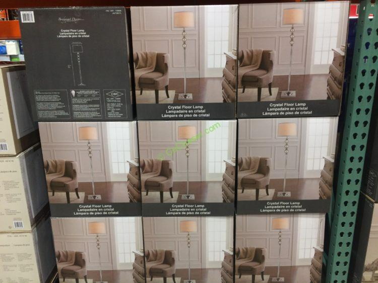 Bridgeport Designs Floor Lamp