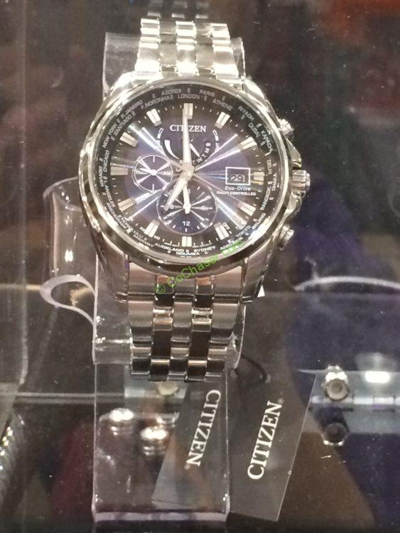 Citizen Eco-Drive Atomic Time Clock Synchronized Men's Watch