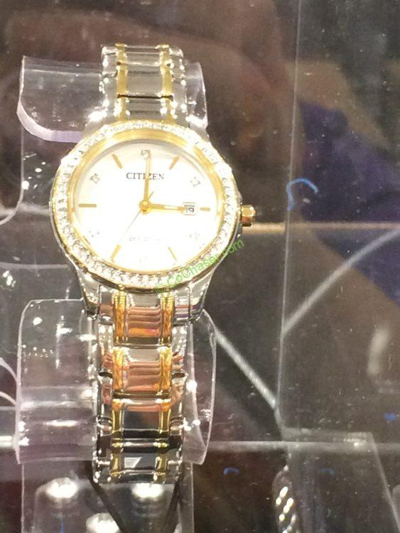 Citizen Eco-Drive Stainless Steel Women's Watch