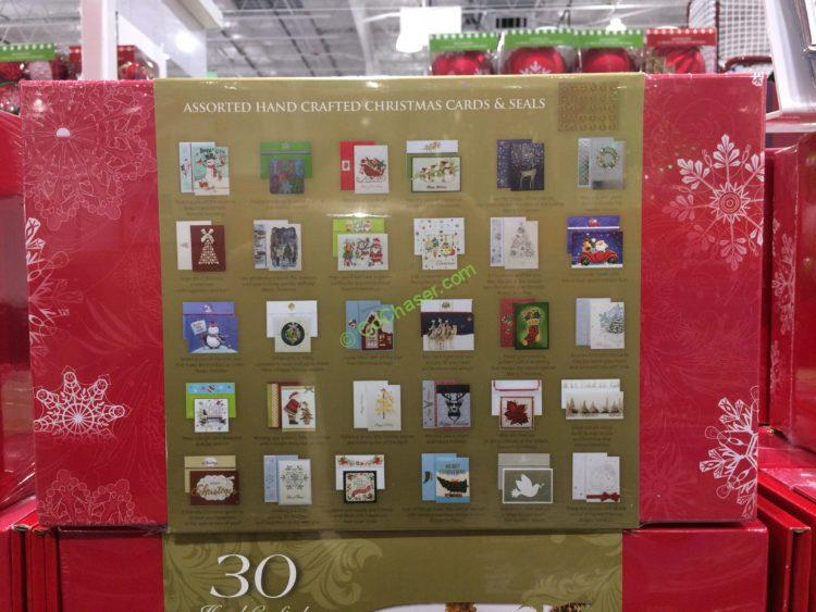 Costco-1456734-Hand-Crafted-Christmas-Cards-Set-back