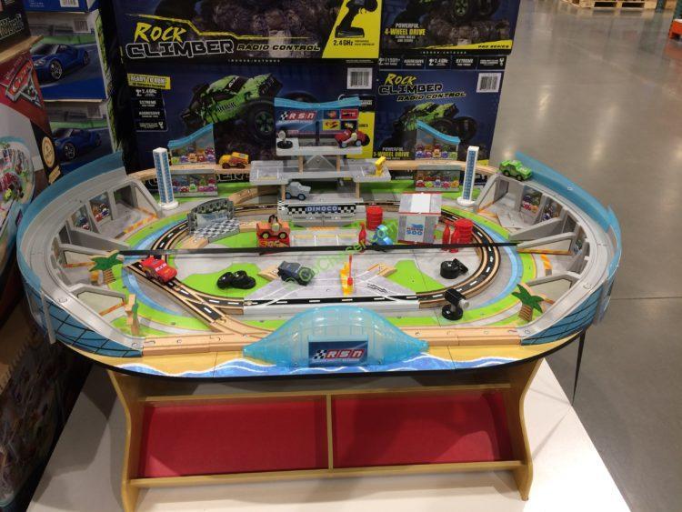 Kidkraft Disney Pixar Cars 3 International Speedway Costcochaser