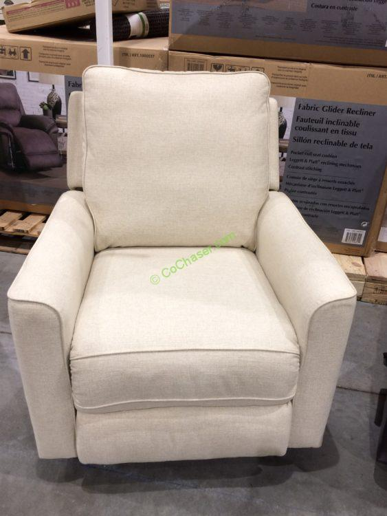True Innovations Fabric Recliner