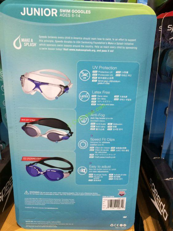 Costco 1172976 1172979 Speedo Mask And Goggle Back1
