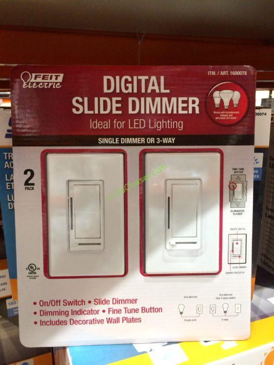 Costco-1600078-Felt-Electric-Digital-LED-Dimmer