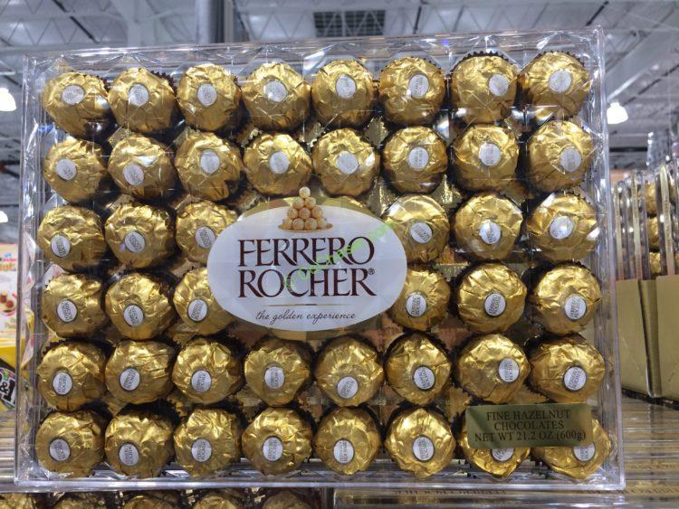 Costco-521658-Ferrero-Rocher-Hazlenut-Chocolates