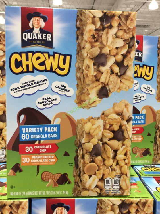 Costco-717581-Quaker-Chewy-Variety-Pack