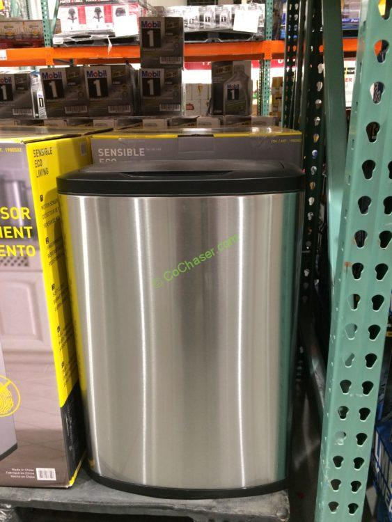Nine Stars Gallon Motion Sensor Trash Can 80l Troubleshooting