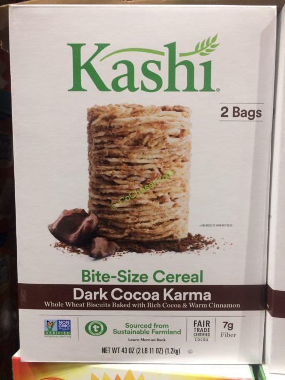 Kashi Dark Cocoa Karma 43 Ounce Box