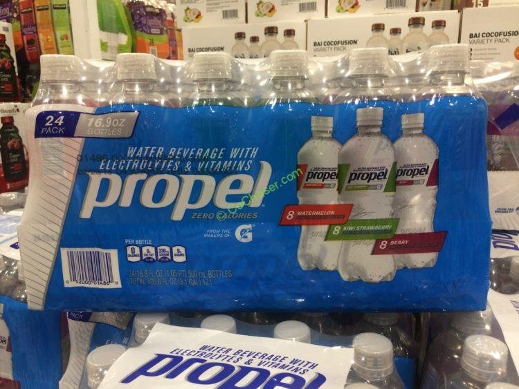 Propel Zero Water Variety 24 /16.9 Ounce Bottles