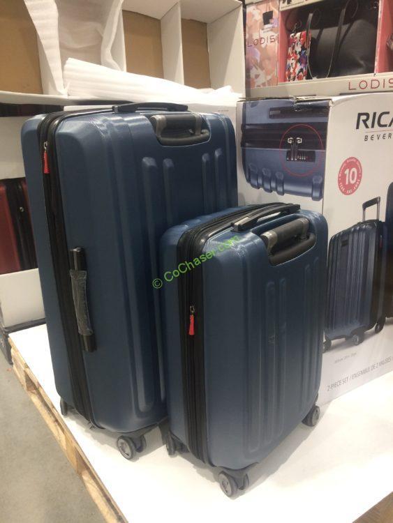 Ricardo Mulholland Drive 2 Piece Hardside Set