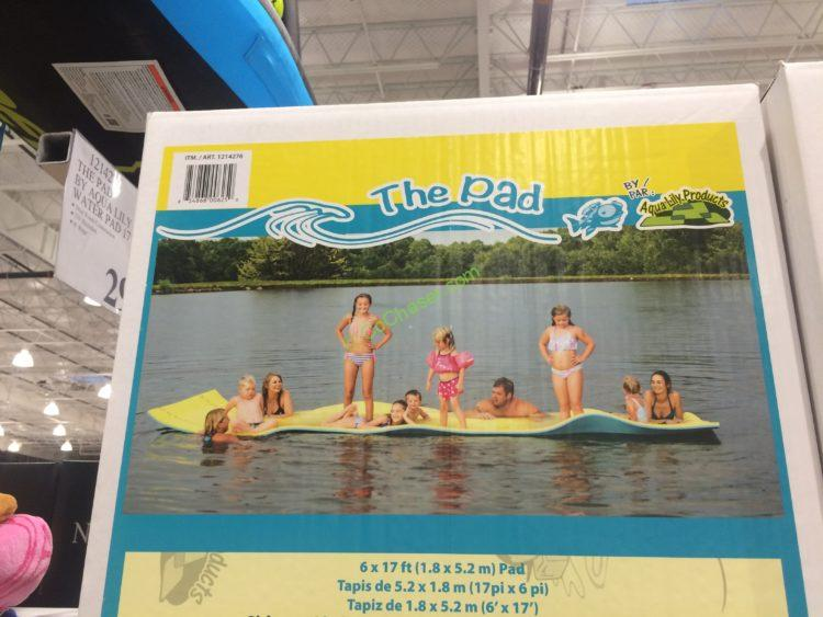 The Pad By Aqua Lily Products Water Pad