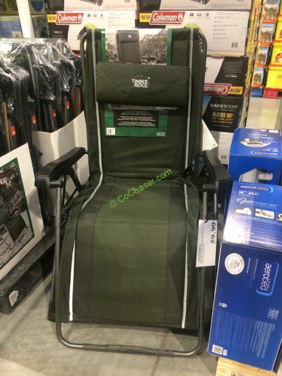 Westfield Zero Gravity Chair FY18 P9