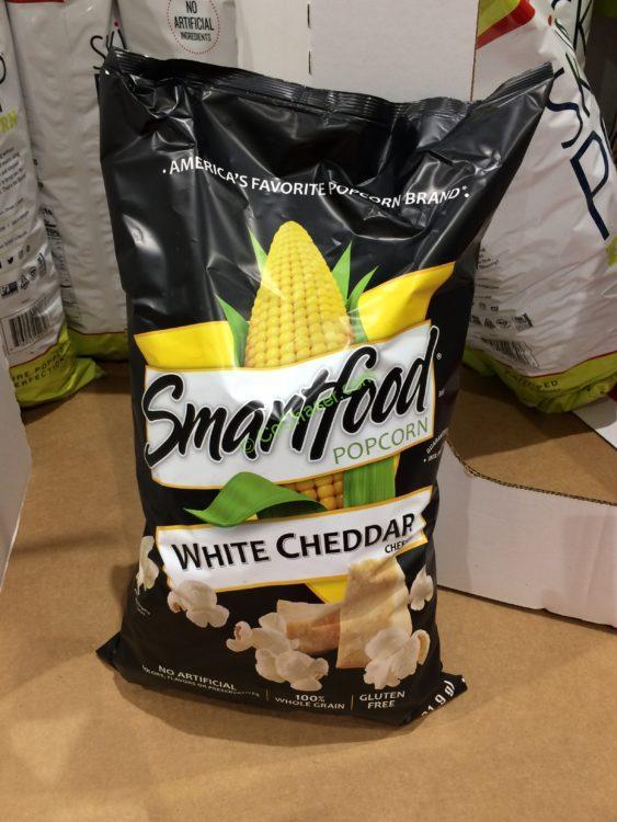 Costco 760050 Smartfood White Cheddar