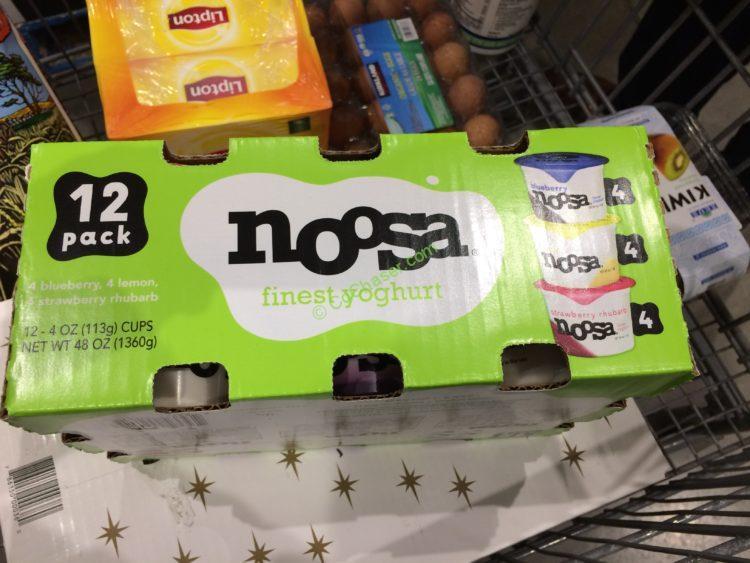 Noosa Yoghurt Variety Pack 12/4 Ounce Cups