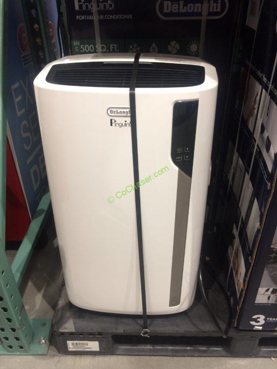 Delonghi Pacan Portable AC Up to 500 SQ FT Model# EL275HGRKC-1A