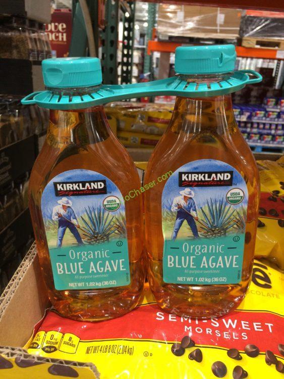 Kirkland Signature Organic Blue Agave 2 /36 oz
