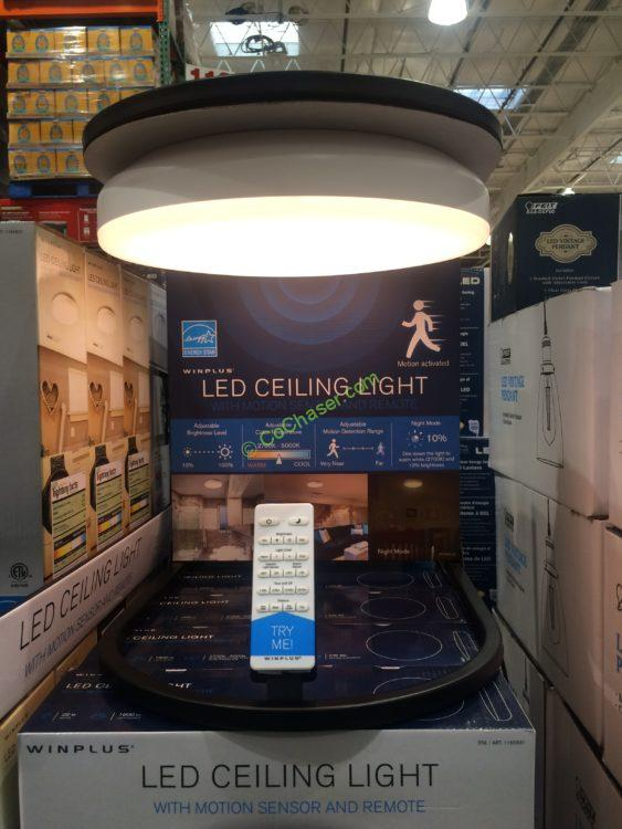 Winplus LED Celling Light with Smart Sensors