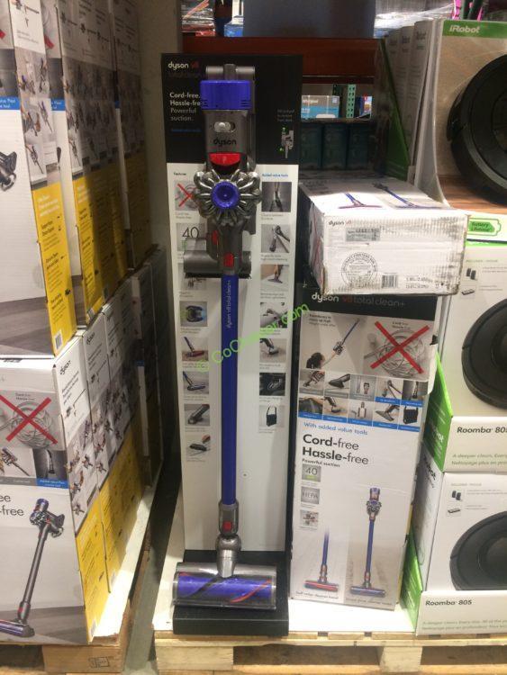 Dyson V8 Total Clean Cordless Vacuum, Model# 242487-01