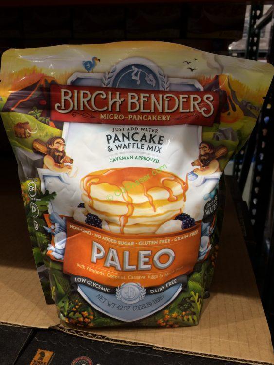 Birch Benders Paleo Pancake & Waffle Mix 2.63 Lb