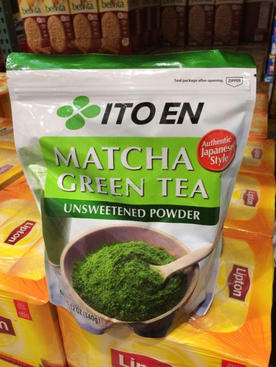 ITO EN Matcha Green Tea Powder 12OZ Bag