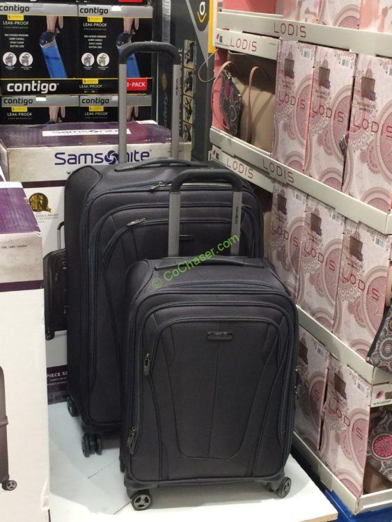 Samsonite GT Dual 2-Piece Softside Set