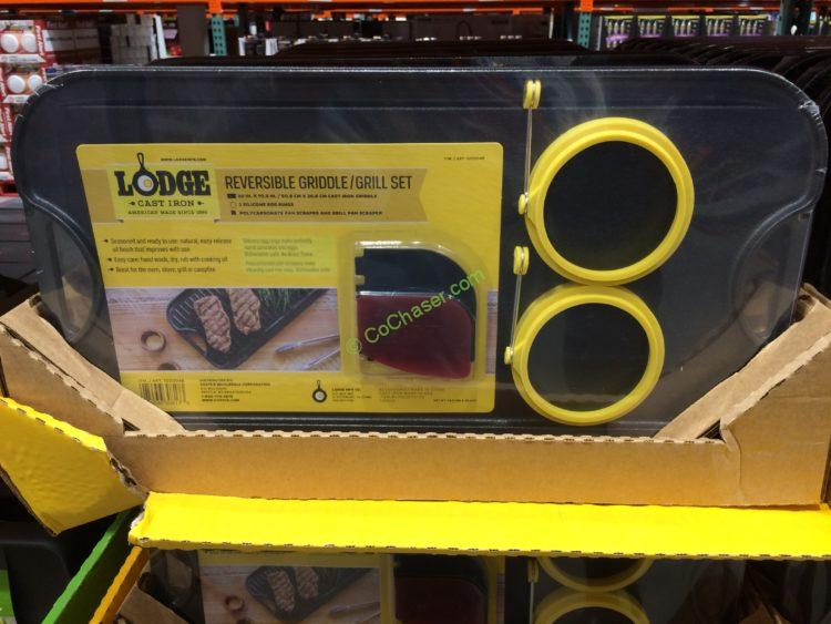Lodge Cast Iron Reversible Grill/Griddle