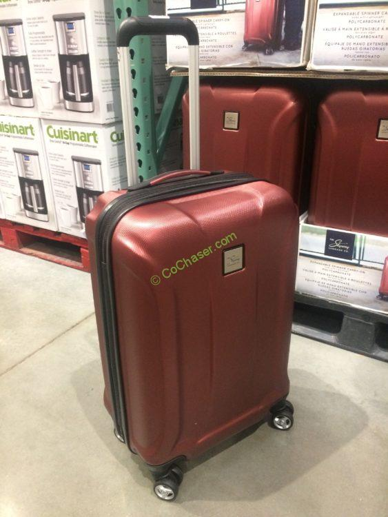 Skyway Nimbus Hardside Spinner Carry On Costcochaser Shop our latest collection of luggage at costco.co.uk. skyway nimbus hardside spinner carry on