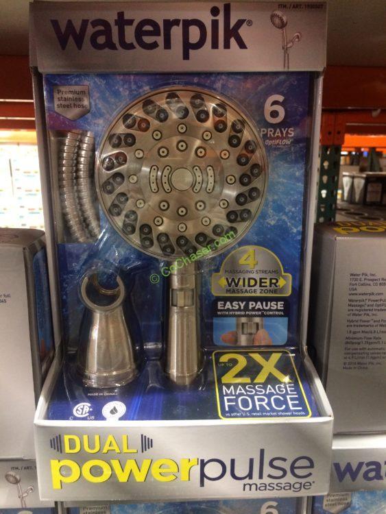 Costco-1900507 Waterpik-Handheld-Shower-Head-in-Brushed-Nickel (2)