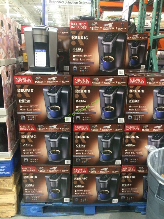 Costco-2881975-Keurig-K-Elite-C-Single-Serve-Coffee-Maker
