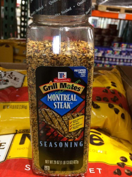 McCormick Montreal Steak Seasoning, 29 oz Container