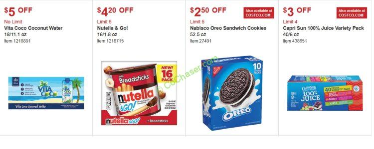 Costco Coupon Book: April 19 – May 13, 2018