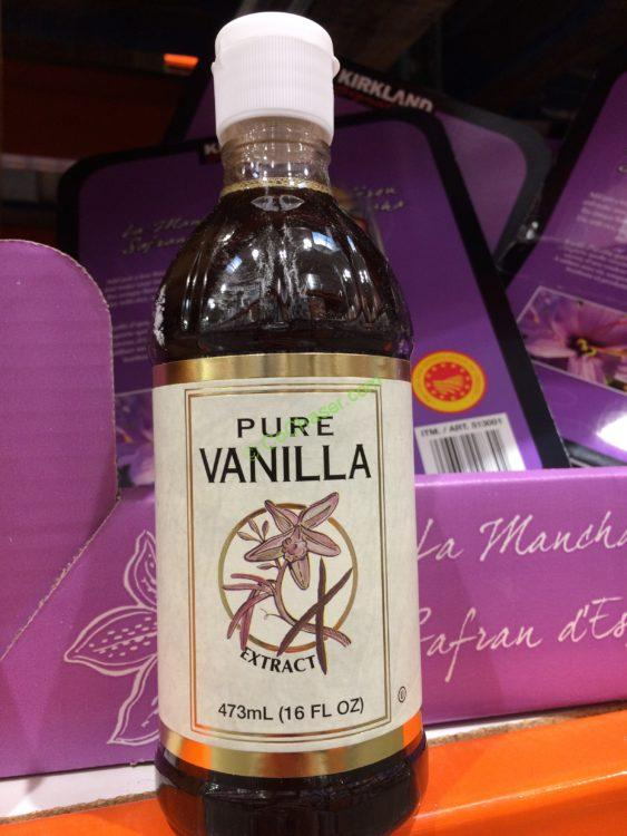 Pure Vanilla Extract 16 Ounce Bottle