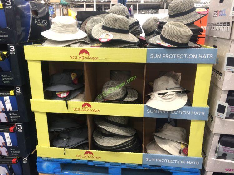 Solar Escapes Sun Protection Bucket Hat, Mens or Ladies
