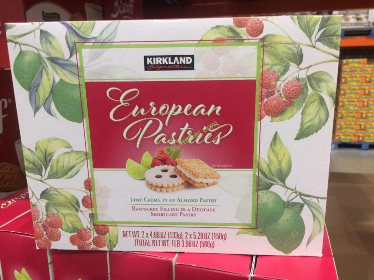 Kirkland Signature European Pastries 19.9 oz