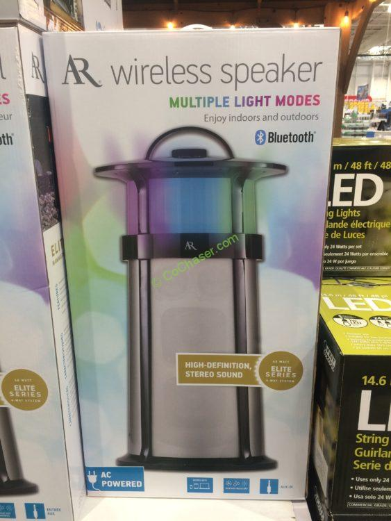 Acoustic Research 40 Watt Outdoor Bluetooth Speaker