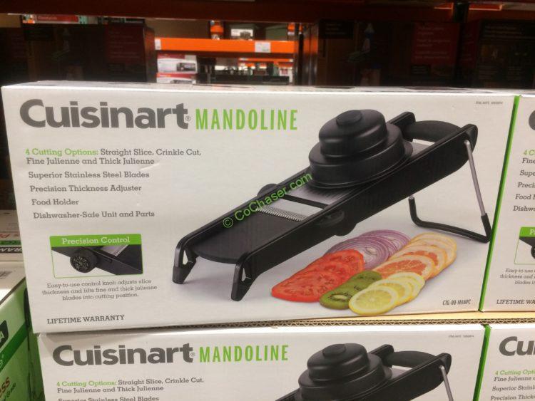 Cusinart Mandoline Slicer , Model#CTG-00-MANPC