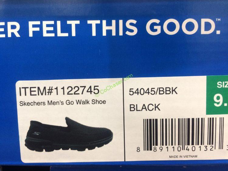 Costco 1122745 Skechers Mens Go Walk Slip On Shoe Name Costcochaser