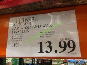 Costco-1136534-Meguiars- Car-Wash-and –Wax-tag