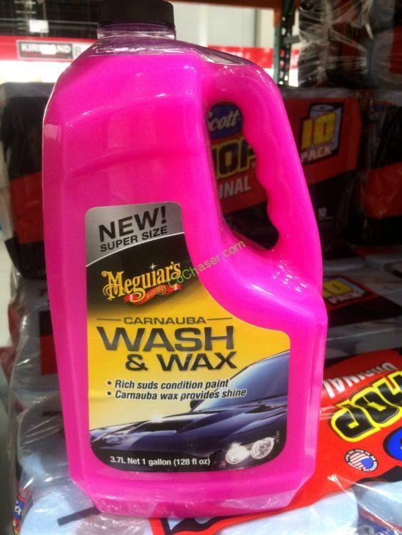 Meguiars Car Wash and Wax 1 Gallon