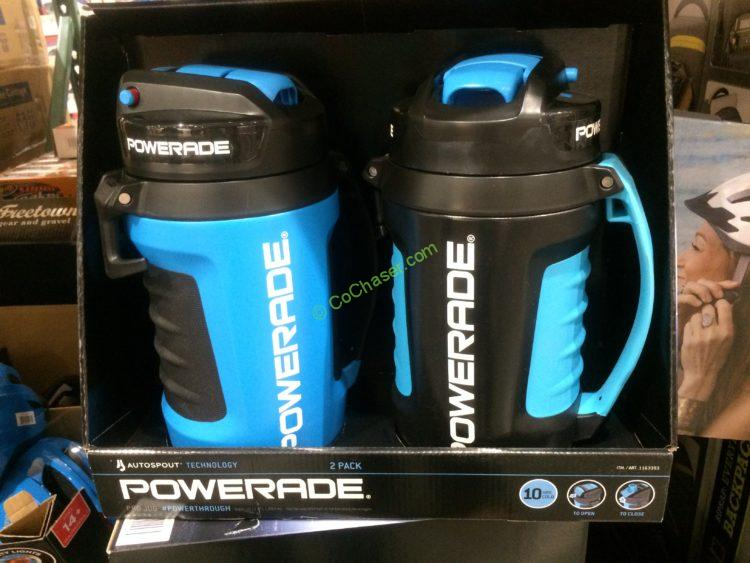 Powerade 64 OZ Jug 2-Pack