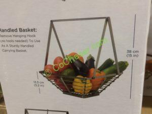 Costco-1191343-Gourmet-Basics-by-Mikasa-Fruit-Basket-with-Hook-use