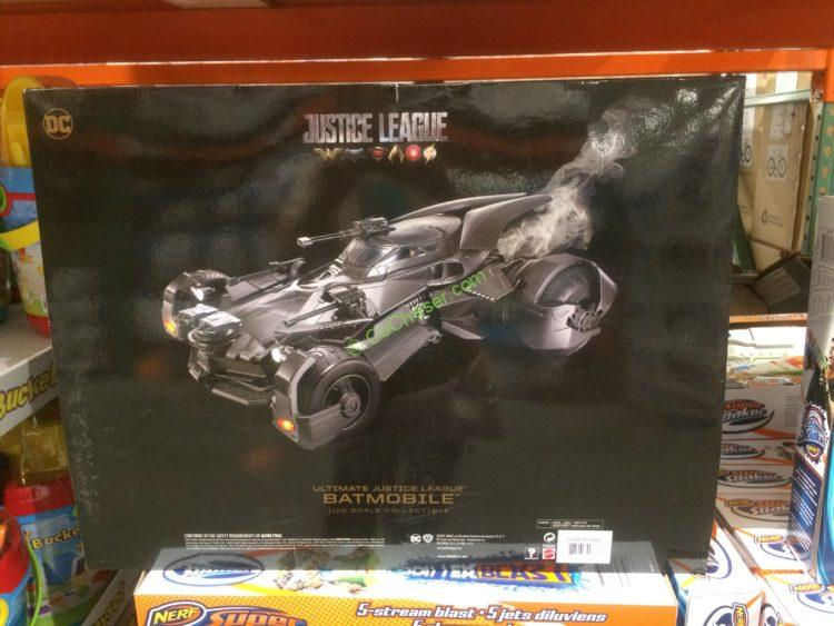 Justice League Ultimate Batmobile R/C Vehicle & Figure
