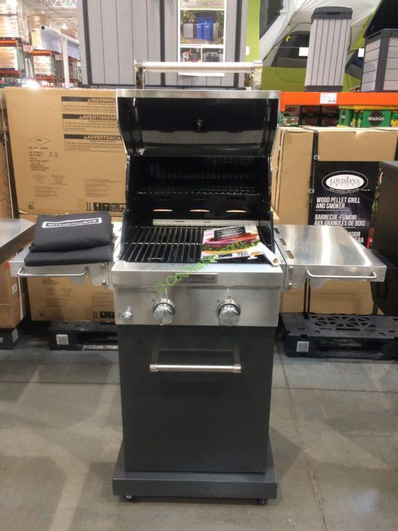 KitchenAid 2-burner LP Gas Grill, Model #720-819GV ...