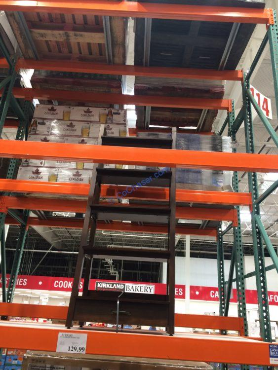 Costco-1119080-72- Ladder-Bookcase