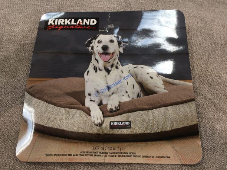 "Kirkland Signatures 42"" Round Pet Bed"