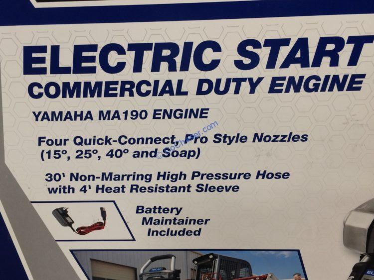 Costco-1217816-Yamaha-Powered-Electric-Start-3100PSI-Gas-Pressure
