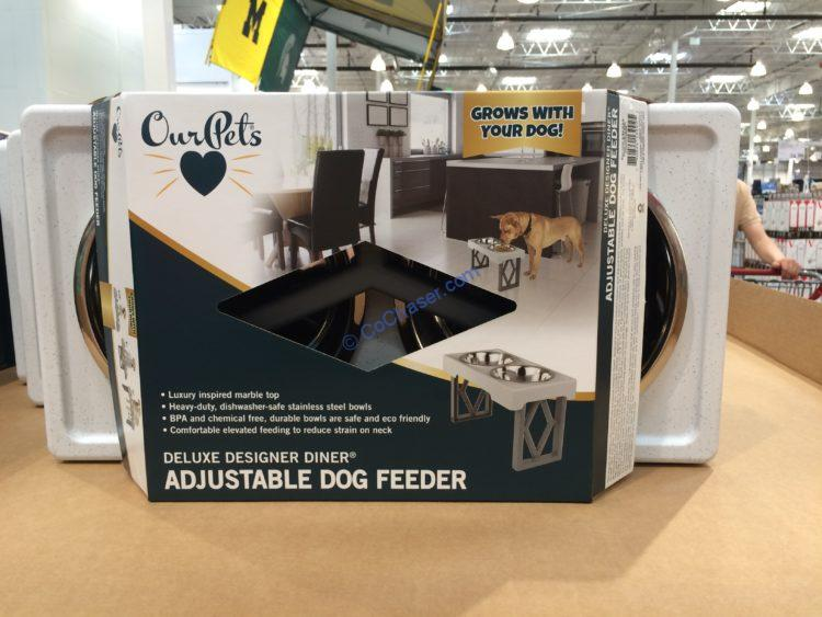 Our Pets Adjustable Feeder