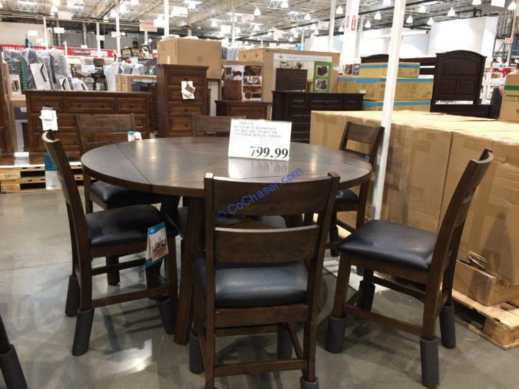 Costco-2000708-Bayside-Furnishings-7PC-Square-to-Round-Counter-Height-Set