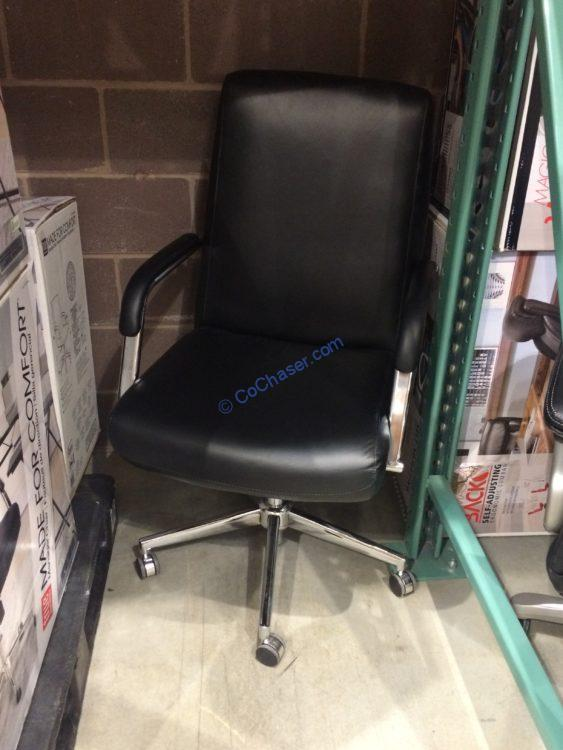 True Innovations Leather Manager Chair